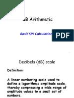 5 DB Arithmetic