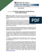 2014-06-13 HenrySchein Nota-De-prensa Dentalcoop