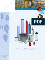 Petrogas Filtration Catalogue