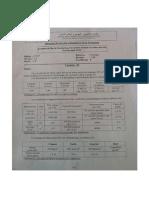 Examen de Fin de Formation 2012 Pratique t.s Conducteur de Travaux Tp