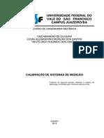 Calibração de Sistemas de Medição-COMPLETO