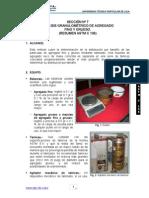 Granulometria Resumen Astm c 136
