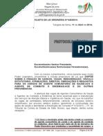 045 - Criação Vagas Agentes Comunitários de Saude e Endemias
