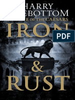 Iron and Rust, by Harry Sidebottom - Extract