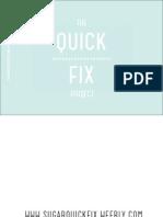 quick-fix documentation n8324573