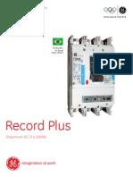 GE Record Plus