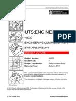 2 Subject Outline Addendum Aut2013