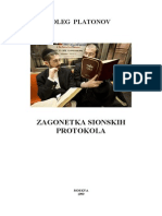 Oleg Platonov-Zagonetka Sionskih Protokola
