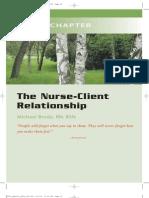 nurse-client relationship