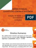 Violacoes No Âmbito Socioeducativo_Maria Alice Silva