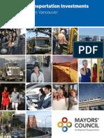 Transit Expansion Plan Highlights June-12-2014
