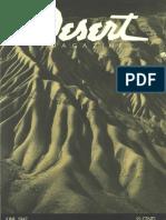 194706 Desert Magazine 1947 June