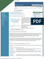 EPA's description on how to develop a Climate Action Plan