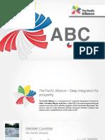 Abecé Alianza del Pacífico, junio 2014 Versión Inglés