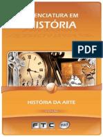 História Da Arte(Modulo Impresso)
