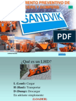 Mantenimiento Preventivo Loader y Dumper