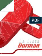 La Lista Durman-nicaragua 27-02-13-Sp