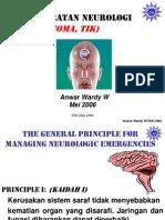 Coma Neurologi Dr. Anwar
