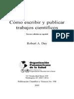 Como Escribir Y Publicar Trabajos Cientificos (Ops)
