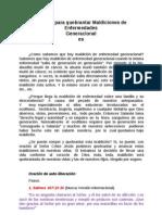 (286951918) Oracinparaquebrantarmaldicionesdeenfermedadesgeneracionales 120619230934 Phpapp02