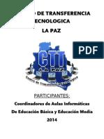CTT-2014