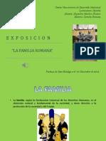 Exposicion La Familia