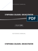 Orchestrator Reference Manual