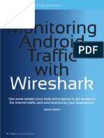 Wireshark & Android