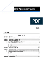 Archer C7 V1 Print Server Application Guide 1910010820