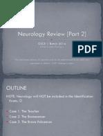Neuro Review Part 2