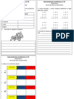 S13 Actividades Complementarias 1ero Grado B