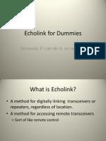 Echolink_NE8K