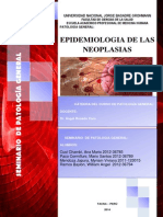 Contenido neoplasias