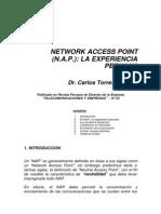 Network Access Point - La Experiencia Peruana - Dr. Carlos Torres Morales