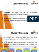 Flujos Eficientes Manual Sector. Dinamica