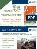 Presentación Ecociudades 051213