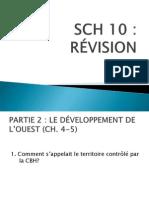 Révision Sch 10 - Partie 2