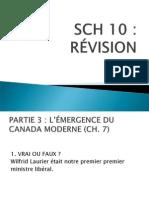 Révision Sch 10 - Partie 3