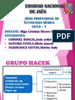 Bacterias Poco Frecuentes (Exponer)