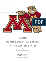 Guide to education in US