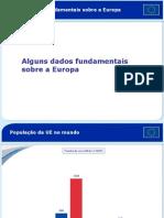 5 Pp Alguns Dados Fundamentais Sobre a Europa