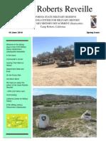 213th Newsletter Spring 2014