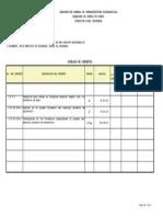 Catalogo de Conceptos