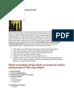 Tutorial Belajar SAP 2000 Dan ETABS