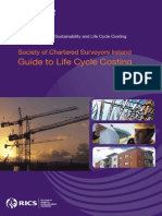 SCSI Guide to Life Cycle Costing