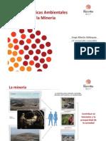 Buenas Practicas Ambientales y Sociales en La Mineria