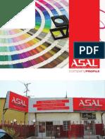 Asal Company Profile