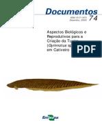 Aspectos Biológicos e Reprodutivos Para a Criação Da Tuvira _EMBRAPA_DOC74