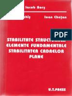 Stabilitate Structurala - Iacob Bors