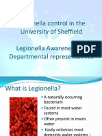 Legionella Awareness Presentation 1